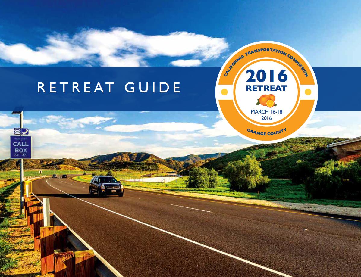 Portfolio for Personal retreat guide